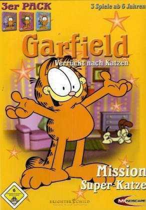 Garfield - Verrückt nach Katzen