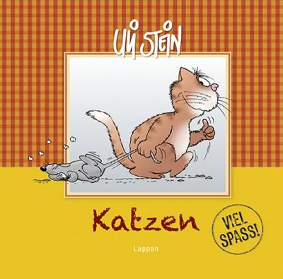 Gewinnspiel Katzen Viel Spass Von Uli Stein Katzen De