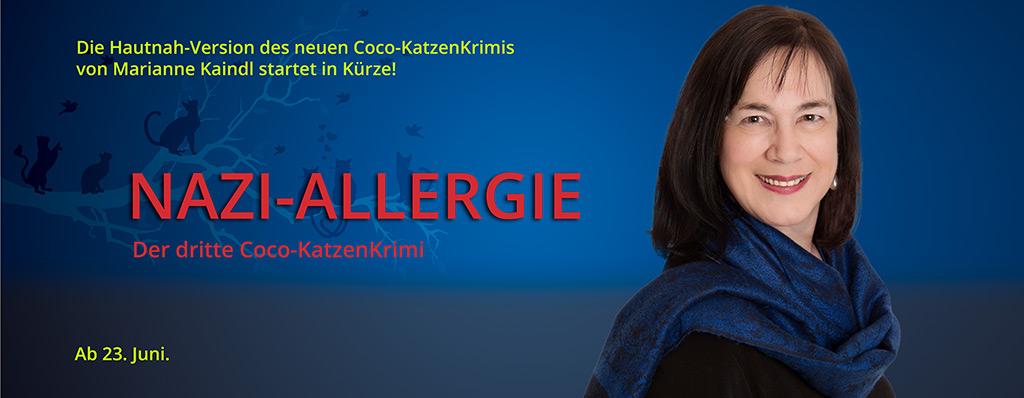 Nazi-Allergie - Der dritte Coco-KatzenKrimi