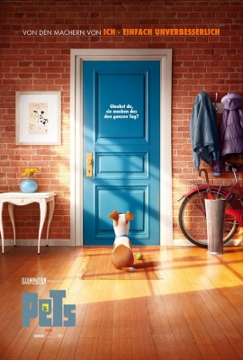 Pets 3D - ©Universal Pictures International