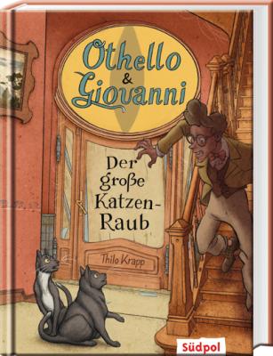 Thilo Krapp: Othello & Giovanni - Der große Katzenraub