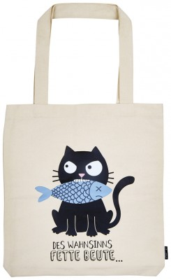 "Ed, the Cat Shopper ""Fette Beute"""