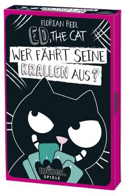 """Ed, the Cat Kartenspiel """"Wer fährt seine Krallen aus?"""""""