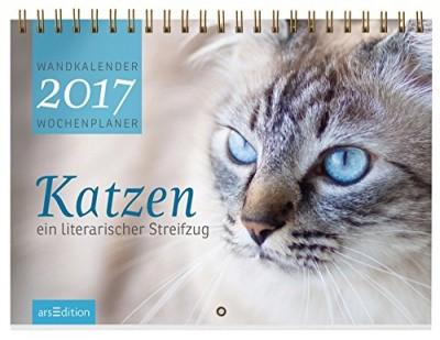 Katzen - Ein literarischer Streifzug 2017