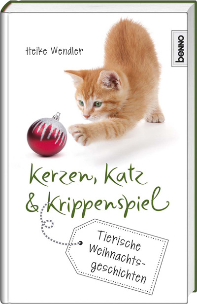 Heike Wendler - Kerzen, Katz & Krippenspiel