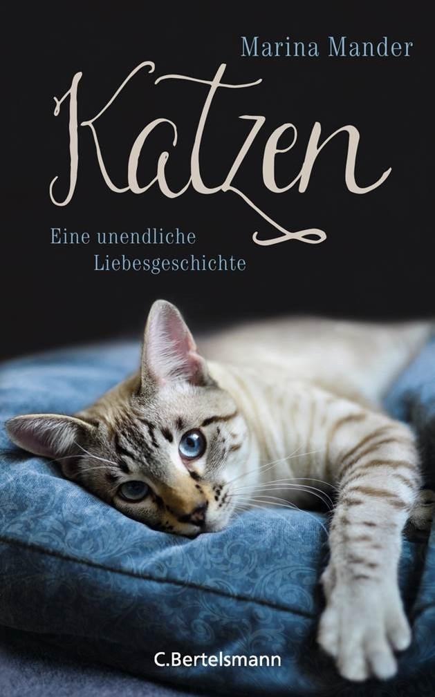 Marina Mander - Katzen: Eine unendliche Liebesgeschichte