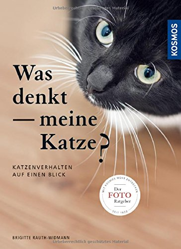 Was denkt meine Katze - Brigitte Rauth-Widmann