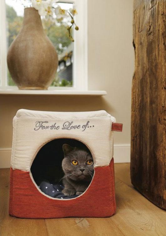 Katzenhaus Twicky von Trendy Haustiershop