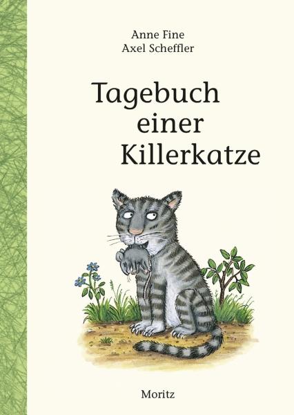 Anne Fine - Tagebuch einer Killerkatze