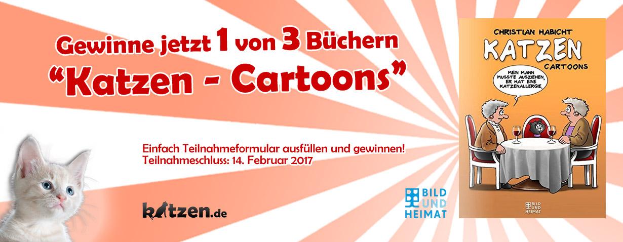 Katzen - Cartoons von Christian Habicht