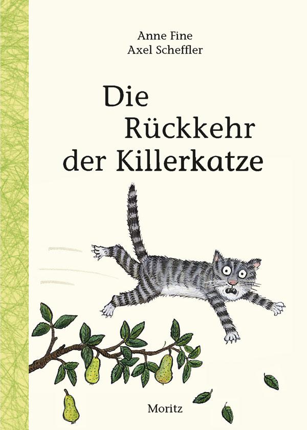 Anne Fine - Die Rückkehr der Killerkatze