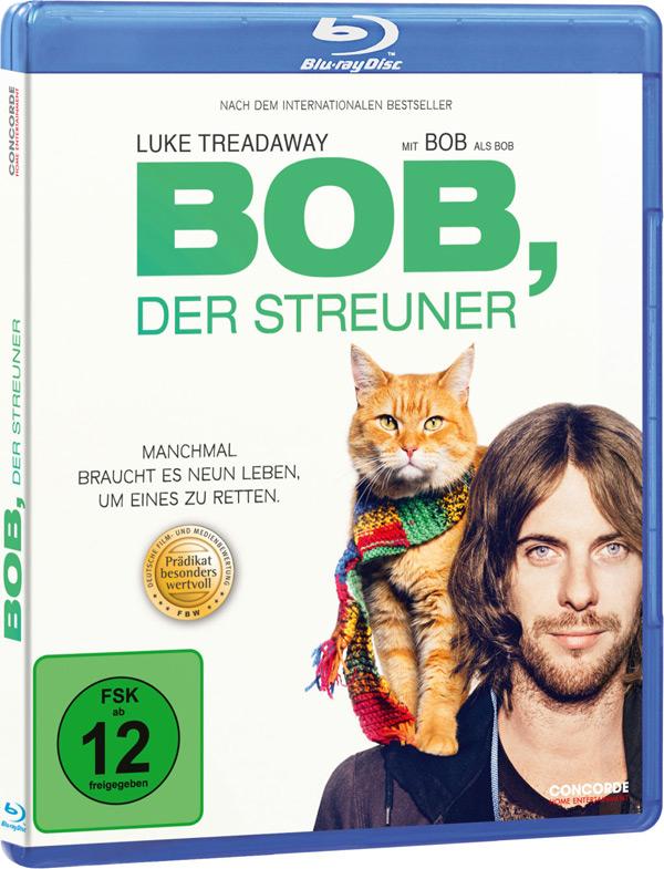 Bob, der Streuner (Blu-ray)