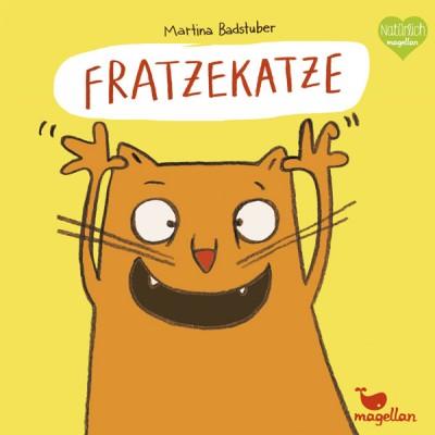 Martina Badstuber - Fratzekatze
