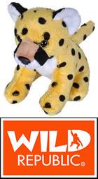 Baby-Gepard Kuscheltier von Wild Republic