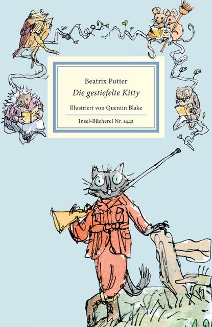 """""""Die gestiefelte Kitty"""" von Beatrix Potter"""
