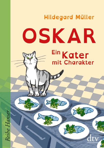 Hildegard Müller - Oskar - Ein Kater mit Charakter