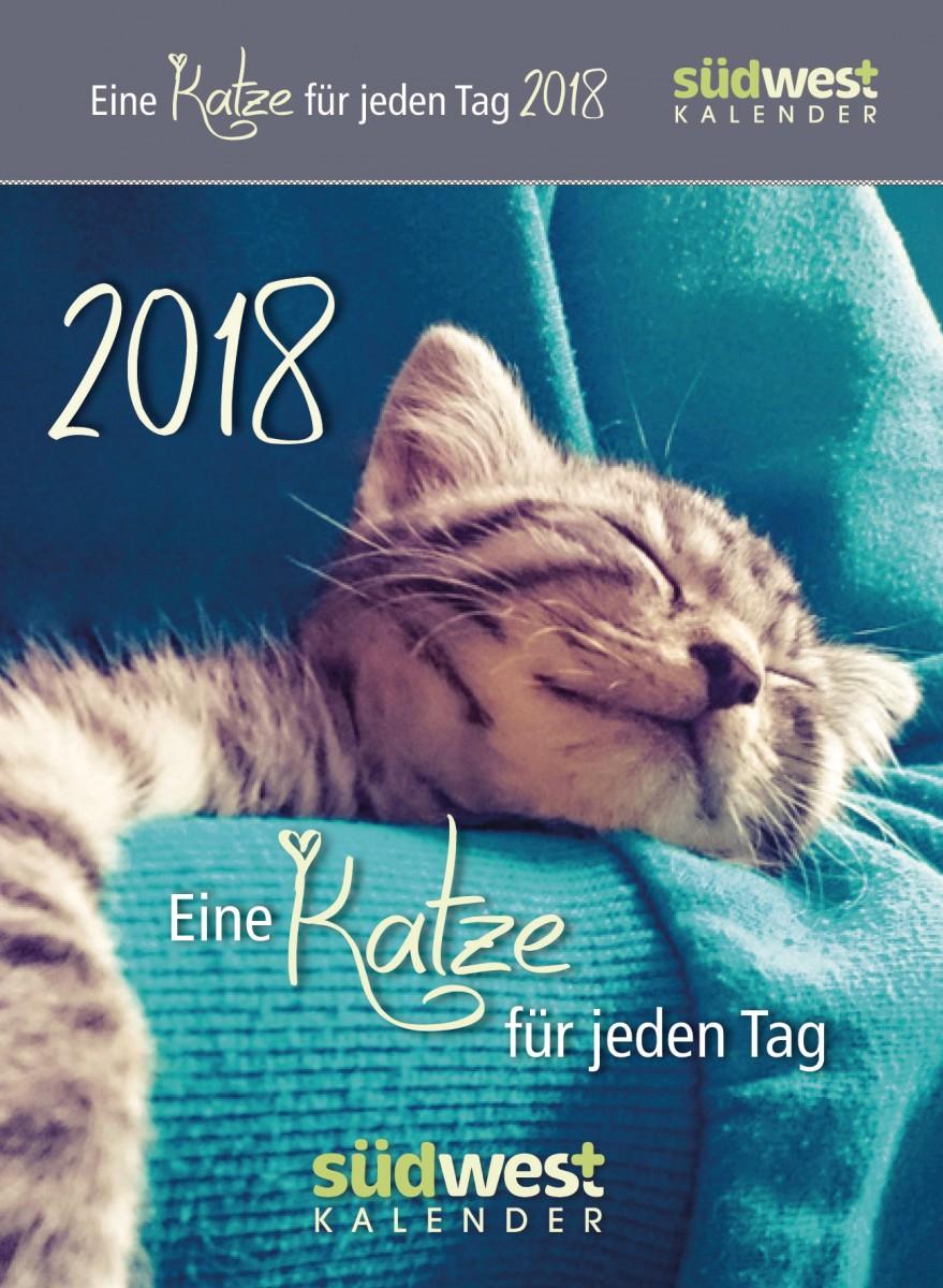 Eine Katze fuer jeden Tag 2018 ABK