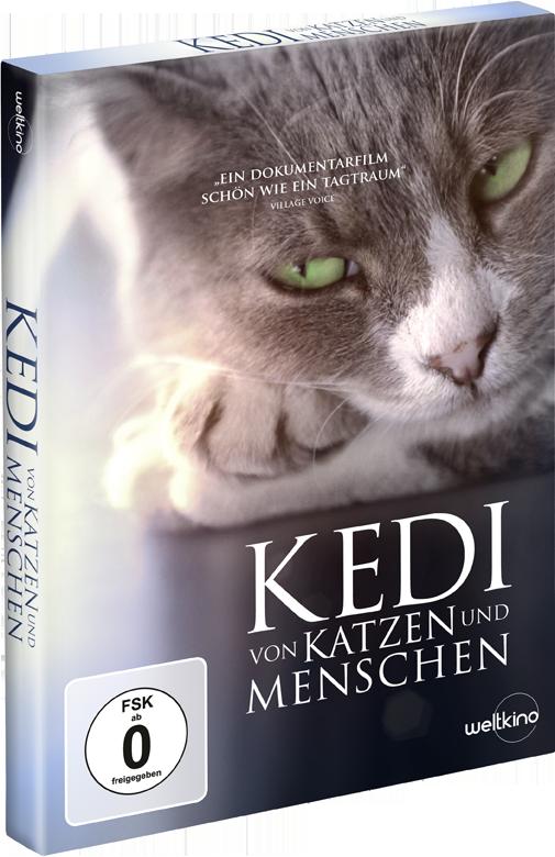 Kedi - Von Katzen und Menschen - DVD Special Edition