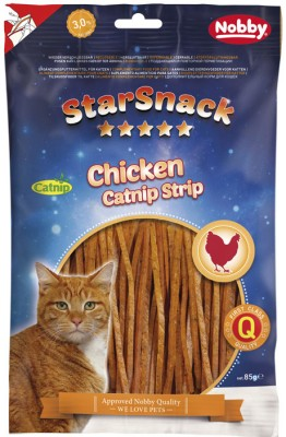 Nobby - STARSNACK Chicken Catnip Strip
