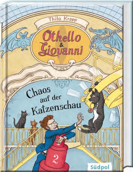 Thilo Krapp: Othello & Giovanni – Chaos auf der Katzenschau