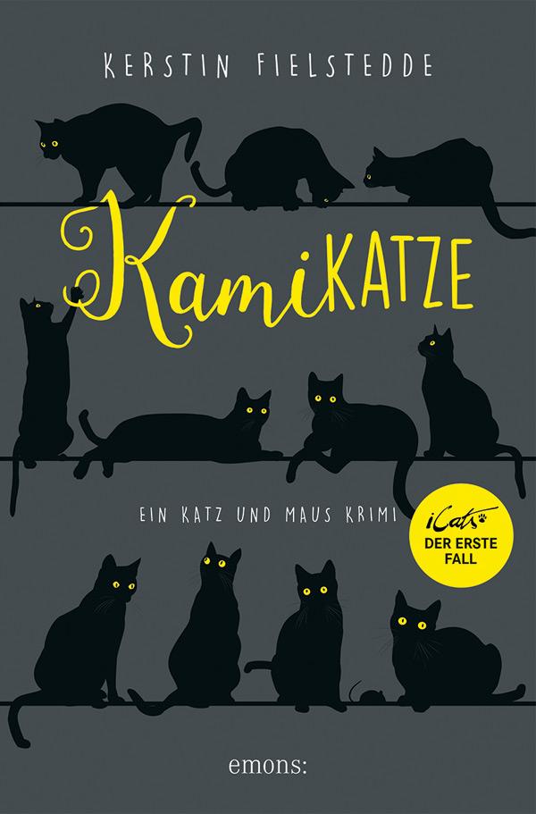 Kerstin Fielstedde: Kamikatze - Ein Katz und Maus Krimi