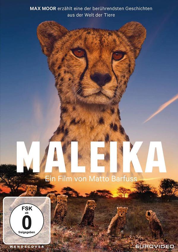 DVD-Cover MALEIKA