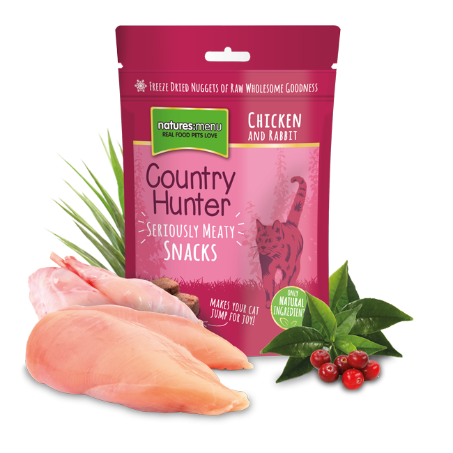 natures_menu - Country Hunter - Chicken And Rabbit