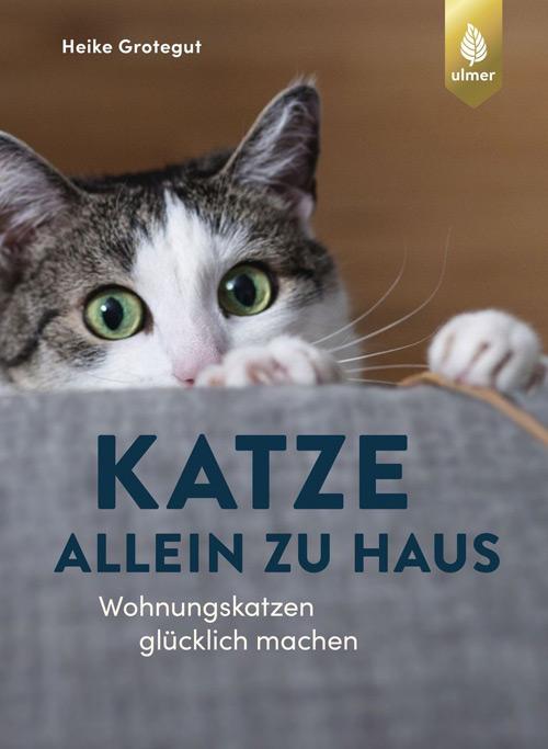 Heike Grotegut - Katze allein zu Haus