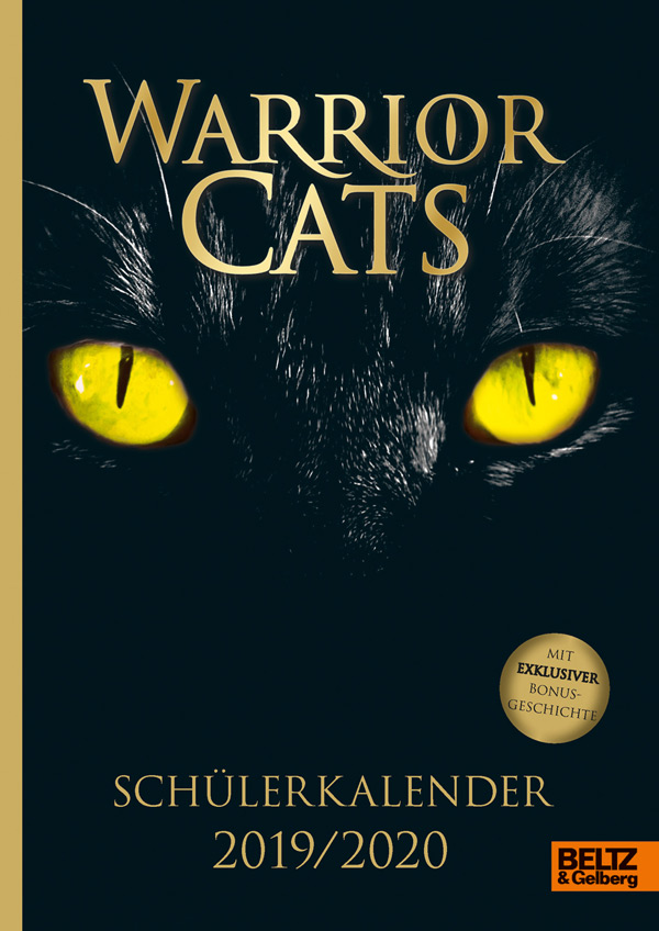 Warrior Cats – Schülerkalender 2019/2020