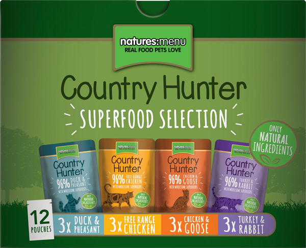 Country Hunter Multipack - Superfood Selection